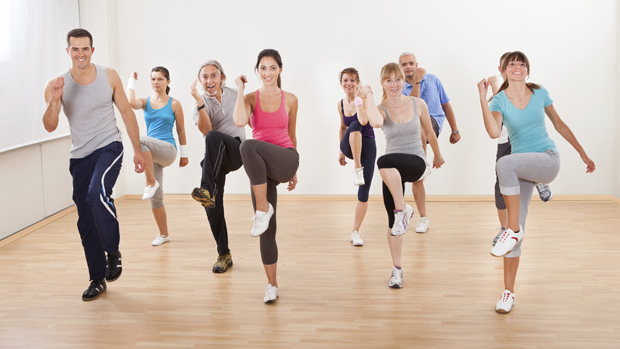 videos de ginastica aerobica para