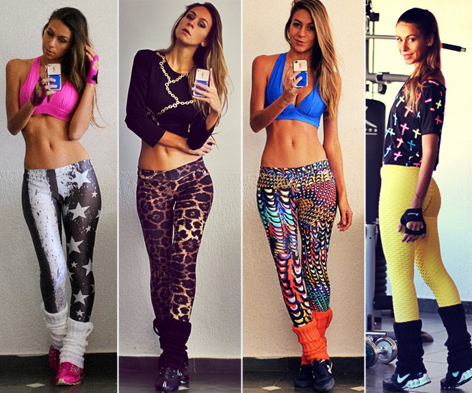 492dd04efa Moda na Academia! Confira as dicas sobre moda fitness!